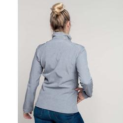 Ladies` Softshell Jacket Black