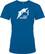 Naisten Tekninen paita Sporty Blue