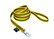 Powergrip 1,8m leash yellow 15mm