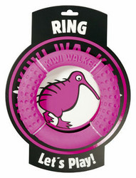 Kiwi Walker Let´s play! RING Pinkki