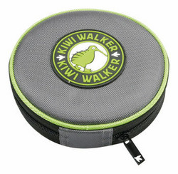 Kiwi Walker Travel Double Bowl  Green
