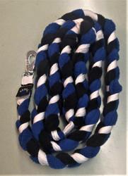 Fleecetalutin 160cm BGB Sininen -Musta - Valkoinen