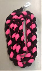 Fleecetalutin 160cm BGB Pinkki - Musta