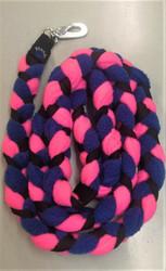 Fleecetalutin 160cm BGB Pinkki - Sininen