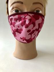 Mask Pink Camo