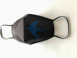 Mask Swallow Black