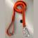 BERRA PowerGrip TwistLock lukolla Oranssi Heijaste