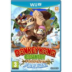 Donkey Kong Tropical Freeze (Wii U)