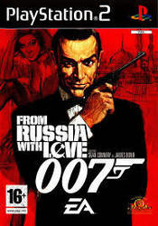 From Russia with Love (PS2 Platinum)