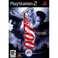 James Bond 007: Everything or Nothing (PS2 Platinum)