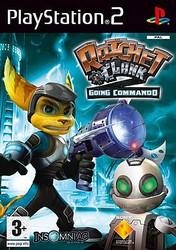 Ratchet & Clank 2: Going Commando (PS2 Platinum)