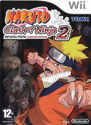 Naruto Clash of Ninja 2 (Wii)