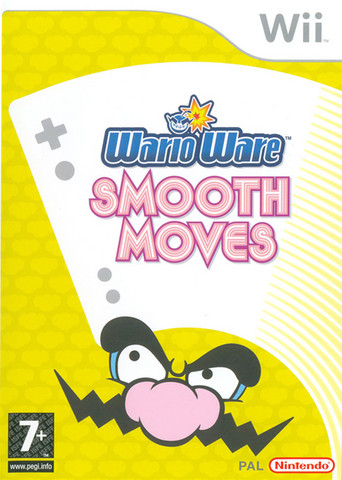 Warioware - Smooth Moves (Wii)
