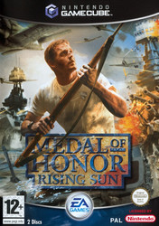 Medal of Honor Rising Sun (Player's Choice) Gamecube