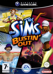 The Sims Bustin' out! Gamecube