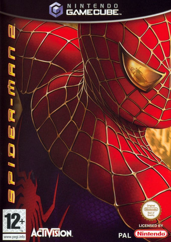 Spider-man 2 Gamecube