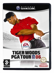 Tiger Woods PGA Tour 06 Gamecube