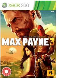 Max Payne 3 (X360)