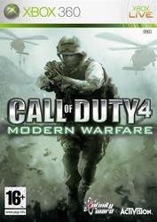 Call of Duty 4 Modern Warfare (Xbox 360)