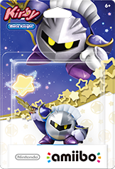 Meta Knight amiibo (Kirby Collection)