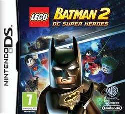 LEGO Batman 2 DC Super Heroes (NDS)
