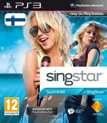 Singstar Suomihitit (PS3)