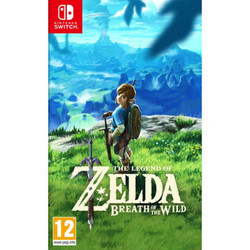 Zelda: Breath of the Wild (Switch)