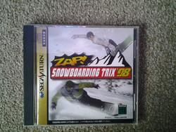 Zap! Snowboarding Trix '98 (SS Japan Import)
