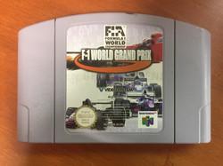 F1 World Grand-Prix (PAL, loose)