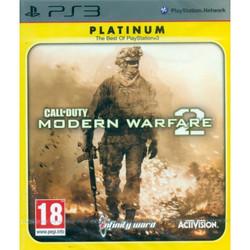 Call of Duty Modern Warfare 2 (PS3 Platinum)