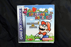 Super Mario Advance (Advance, CIB)