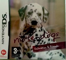 Nintendogs Dalmatian & Friends (NDS)