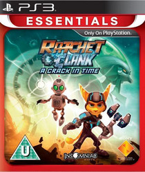 Ratchet & Clank: A Crack in Time (Platinum)