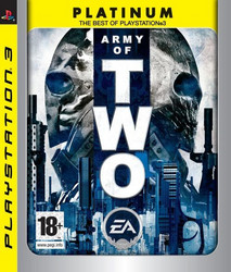 Army of Two (Platinum) PS3