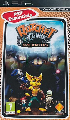 Ratchet & Clank: Size Matters (PSP Essentials)