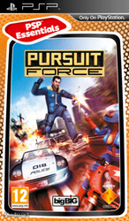 Pursuit Force (PSP Essentials)