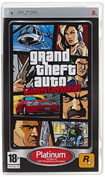 GTA Liberty City Stories (PSP Platinum)