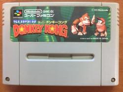Super Donkey Kong (SFC, loose)