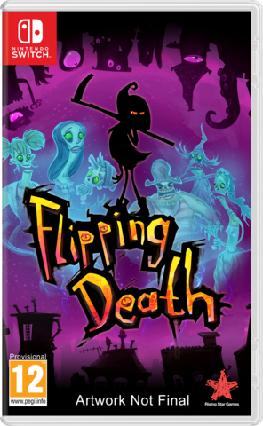 Flipping Death (Switch)