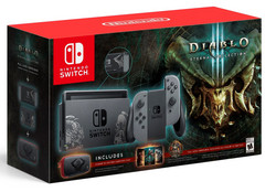 Switch Diablo III Eternal Collection -konsoli