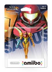 Samus amiibo (Super Smash Bros. Collection)