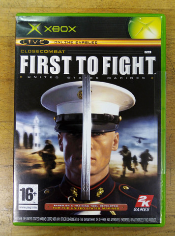 Closecombat: First to Fight (XBOX)