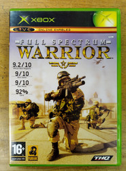 Full Spectrum: Warrior (XBOX)