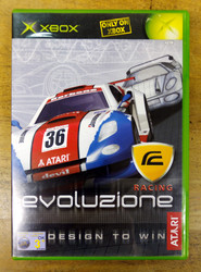 Racing Evolution (XBOX)