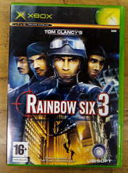 Tom Clancy´s: Rainbow Six 3 (XBOX)