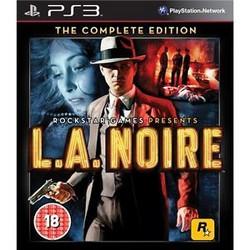L.A. Noire Complete Edition (PS3)