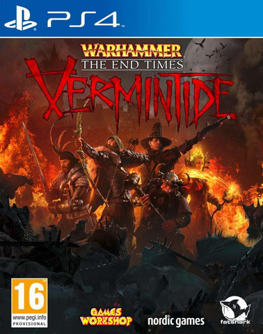 Warhammer The End Times Vermintide (PS4)