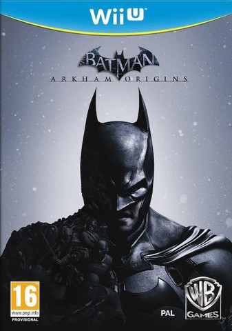 Batman Arkham Origins UUSI (Wii U)
