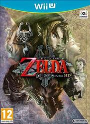 Zelda: Twilight Princess HD (Wii U)