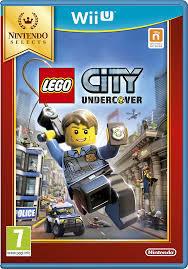 Lego City Undercover UUSI (Wii U)